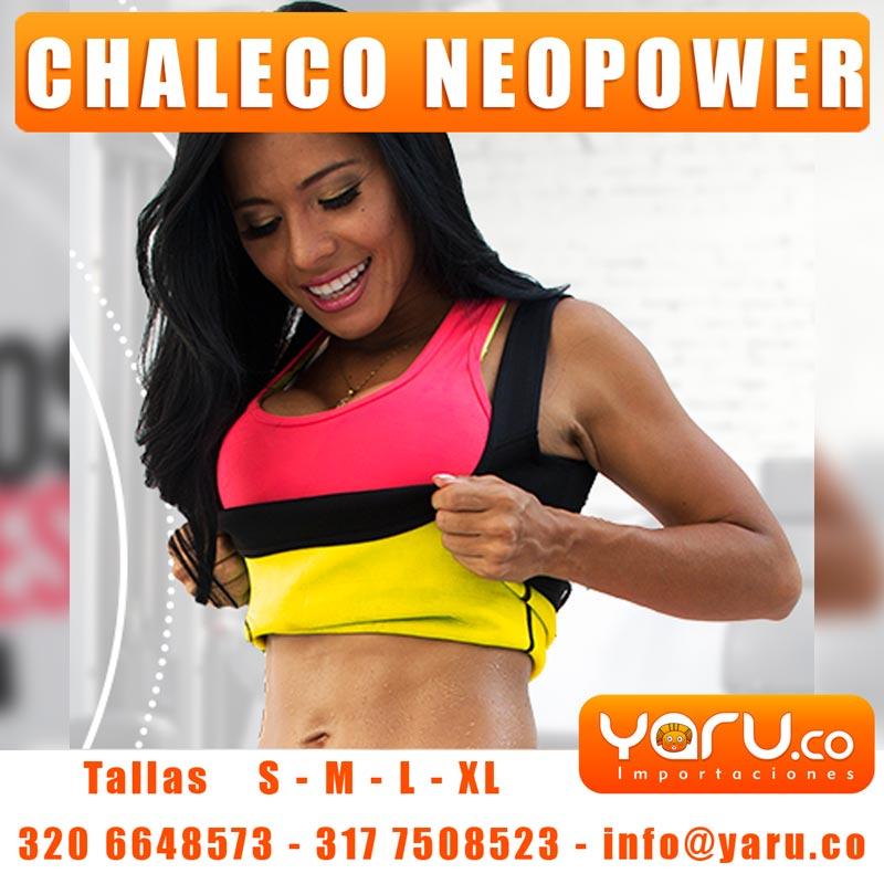 5524b405b4 YARU Fabrica de Fajas Colombianas te trae el Chaleco Neopower Mujer  Reductor CamiHot es una pieza textil que todas las mujeres que les gusta  realizar ...