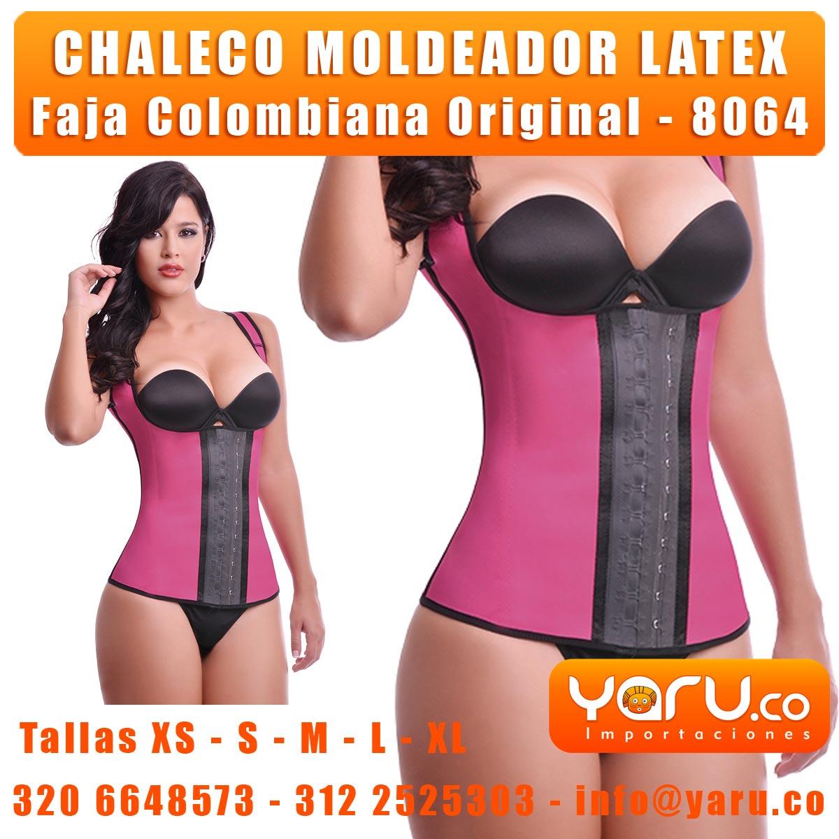 Chaleco Moldeador Latex. Chaleco Moldeador Latex. Chaleco Moldeador Latex.  Chaleco Moldeador Latex. Yaru Fabrica de Fajas Colombianas ... 3c09ab7611471