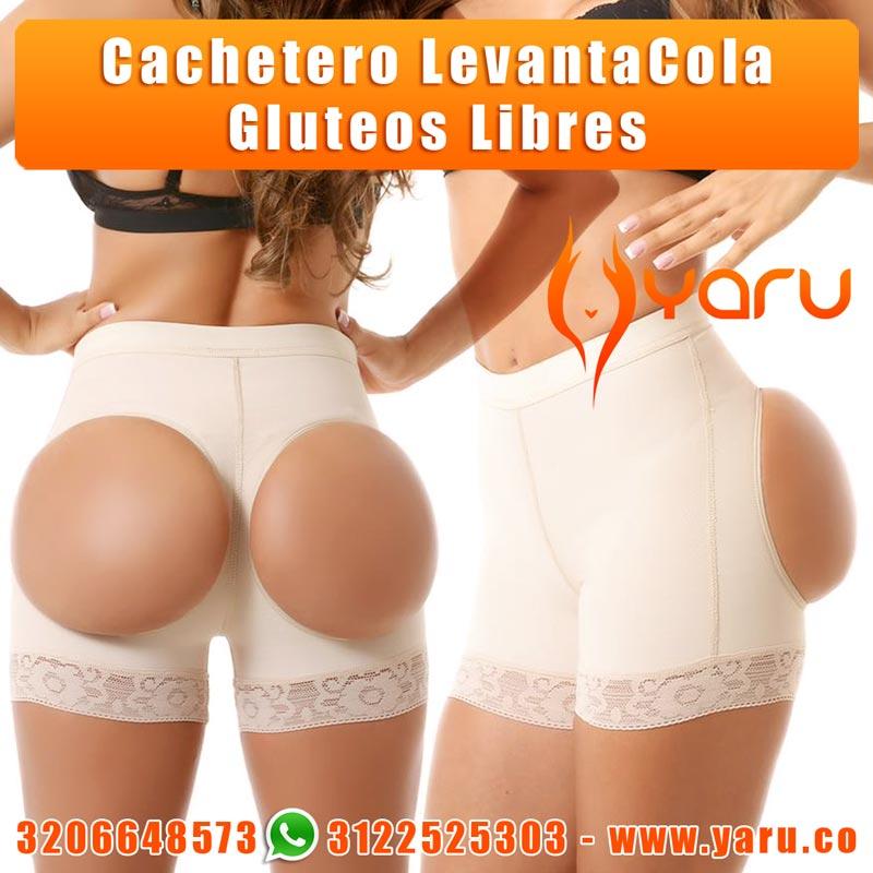 cachetero levantacola gluteos libres